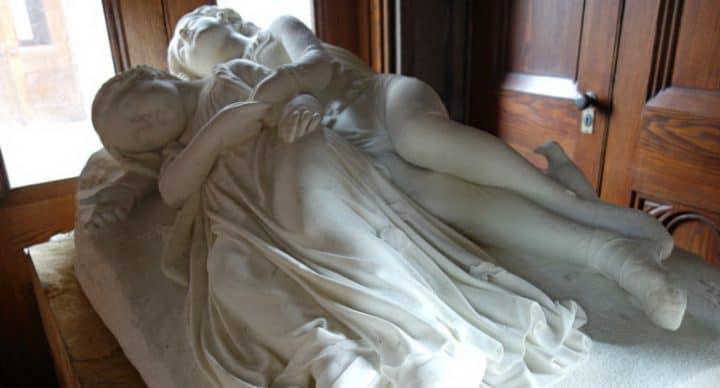 Sculpture of Death