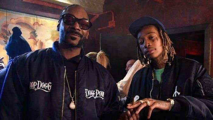 "Snoop Dogg and Wiz Khalifa Join for New Song ""Kush Ups"": Listen - @Pitchfork.com Artes & contextos Snoop Dogg and Wiz Khalifa"