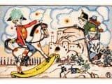 Wiener Werkstatte Gorgeous Postcards