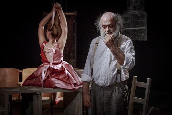 A Lição - Teatro Eugène Ionesco
