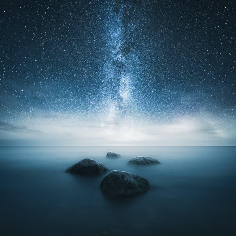 Paisagens da Finlandia e Islândia por Mikko Lagerstedt Artes & contextos Finland Iceland Through Multiple Exposure Landscapes by Mikko Lagerstedt 4
