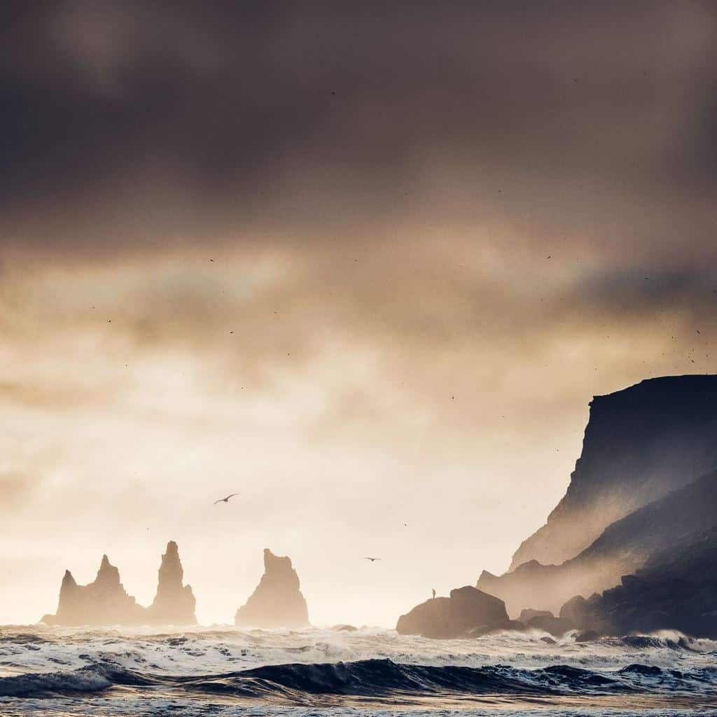 Paisagens da Finlandia e Islândia por Mikko Lagerstedt Artes & contextos Finland Iceland Through Multiple Exposure Landscapes by Mikko Lagerstedt 6