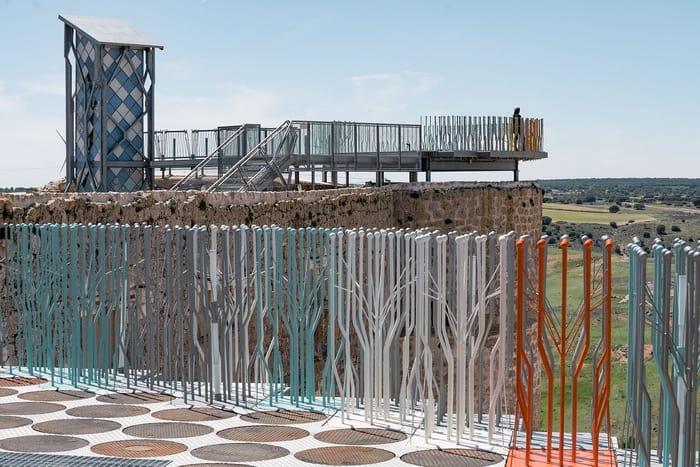Refurbishment of Garcimuñoz Castle / Izaskun Chinchilla - @Arch Daily Artes & contextos The Refurbishment of Garcimuñoz Castle