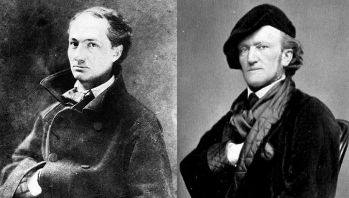 Charles Baudelaire & Richard Wagner