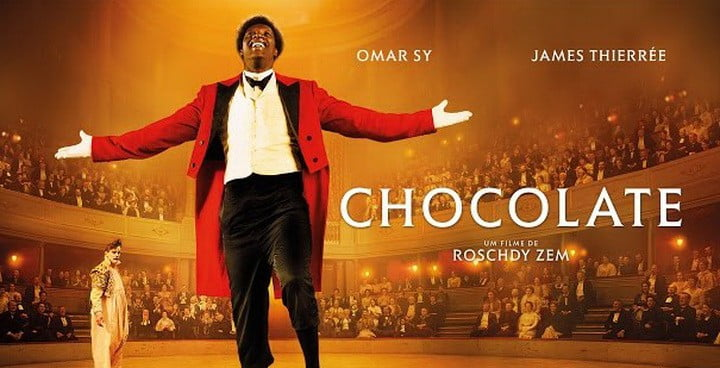 Chocolate Omar Sy