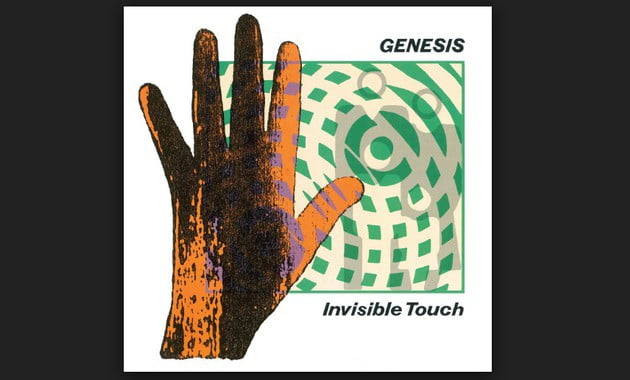 30 Years Ago: Genesis Release Pop-Chart Smash 'Invisible Touch' - @UltimateClassicRock Artes & contextos Invisible Touch