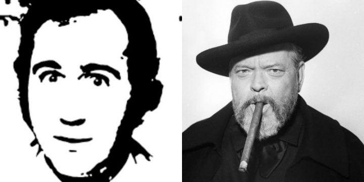Orson Welles met Andy Kaufman
