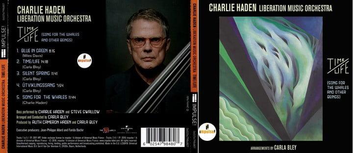 A Orquestra Libertadora - Charlie Haden Liberation Music Orchestra