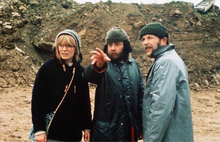 Mike Leigh's Five-Minute Films