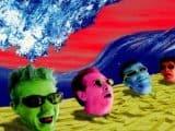 Meet the Wipeouters - DEVO's surf-rock alter egos