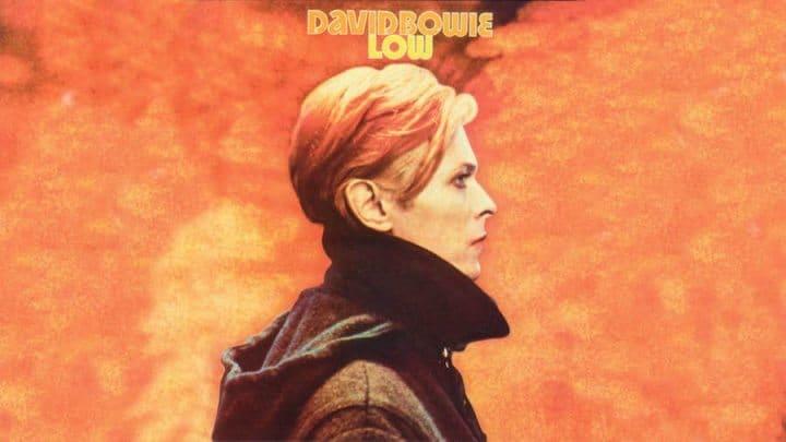 David Bowie plays Low