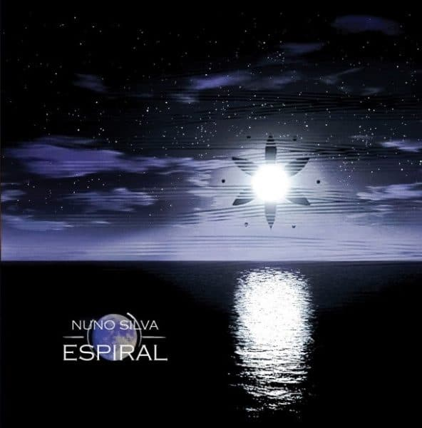 Espiral - Nuno Silva capa