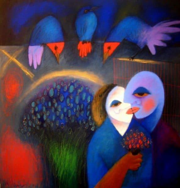 Roberto Chichorro - Namoro Embandeirado por Pássaros