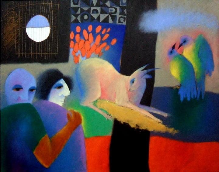 Roberto Chichorro - Tempo de Encanto com Cabrinha