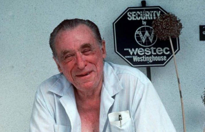 Charles Bukowski's Letter To The Man Who Helped Him Escape Slavery