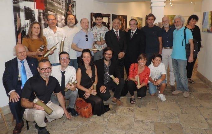 Foto de grupo dos Premiados MAC'2017