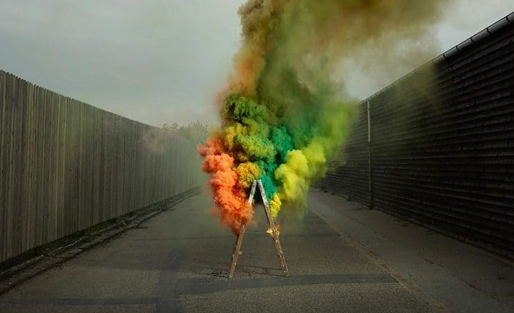Smoke-Based Photographs