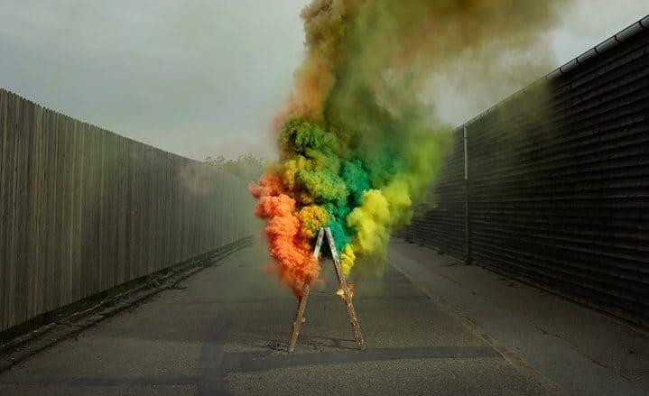 Smoke-Based Photographs
