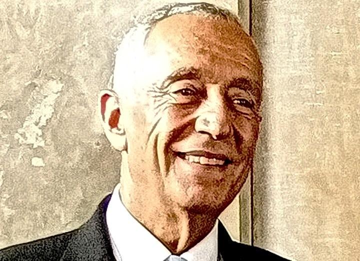 Professor Marcelo Rebelo de Sousa