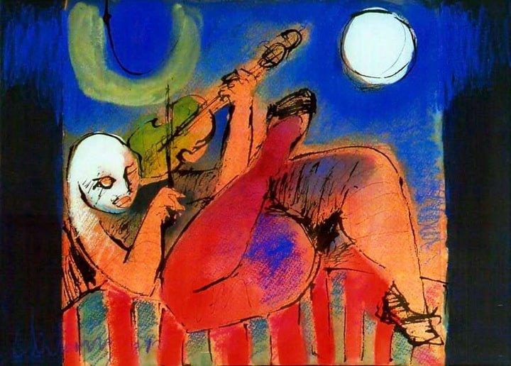 Roberto Chichorro - Sonhos em Azul com Música