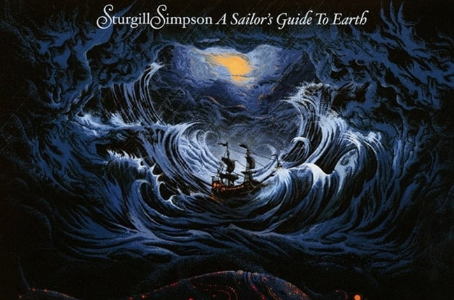 Sturgill Simpson - Sailors Guide to Earth