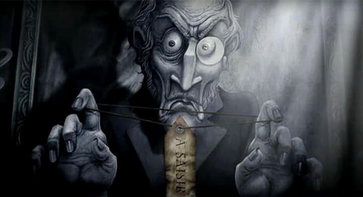 L'inventaire Fantôme, film d'animation de Franck Dion