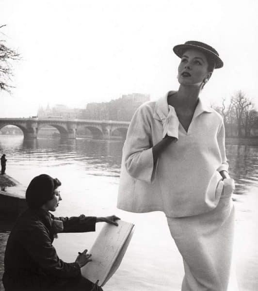 Louise Dahl-Wolfe, la fotógrafa que cambió el mundo de la moda Artes & contextos Louise Dahl Wolfe 1