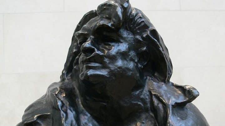 Rodin le monument à Balzac (1897) Artes & contextos Rodin Le Monument À Balzac