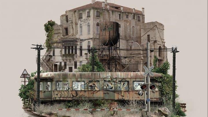 Abandoned Sites by Fabio Araujo