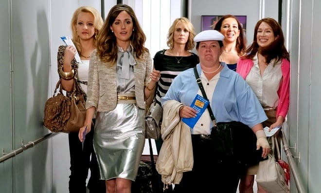 Finally, We're In The Golden Age Of Slutty Cinema Artes & contextos Bridesmaids gave us women with humour and sexual appetite.