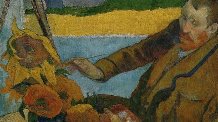 The Night Van Gogh Cut off His Own Ear