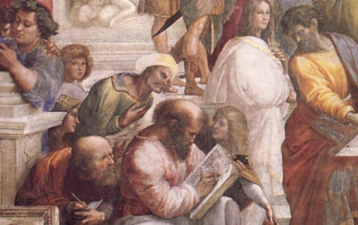 Raffaello, Pitagora e il suono dell'Universo