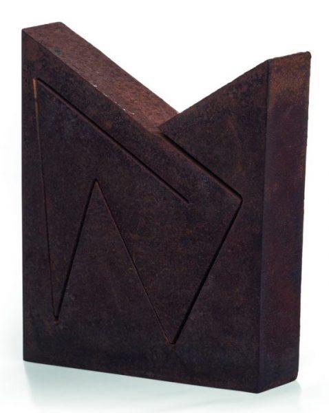 Modernismo Brasileiro no Museu Colecção Berardo Artes & contextos 2 AMILCAR DE CASTRO SemTitulo