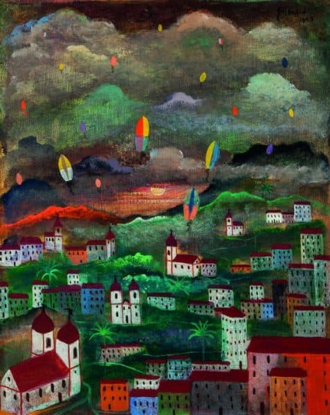 Modernismo Brasileiro no Museu Colecção Berardo Artes & contextos Alberto da Veiga Guignard