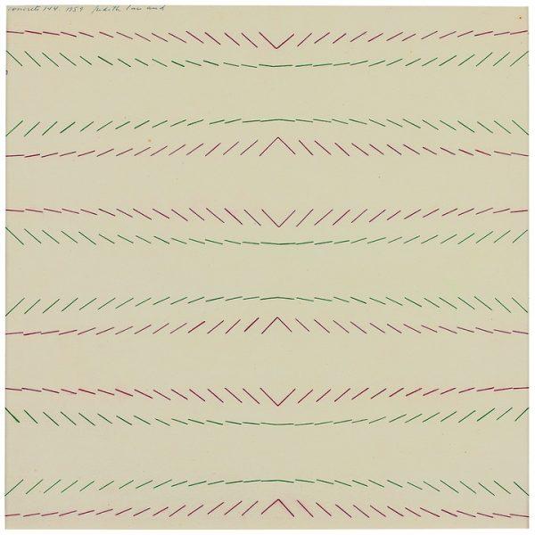 Modernismo Brasileiro no Museu Colecção Berardo Artes & contextos JUDITH LAUAND CONCRETO 144