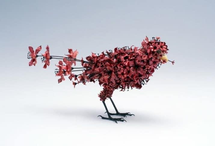 Metallic Birds and Other Animals by Taiichiro Yoshida