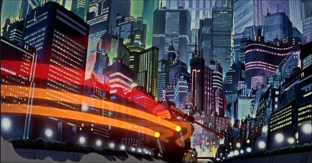 Neo-Tokyode 2019, elaborado por Otomo Anime de