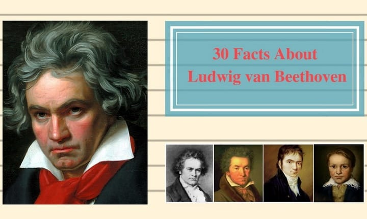 30 Beethoven Facts