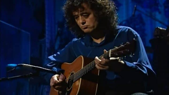Jimmy Page Unplugged