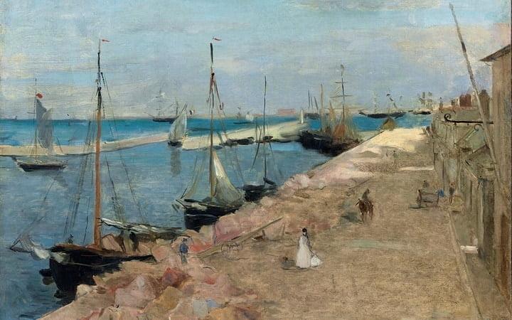 Normandia il primo alito impressionista