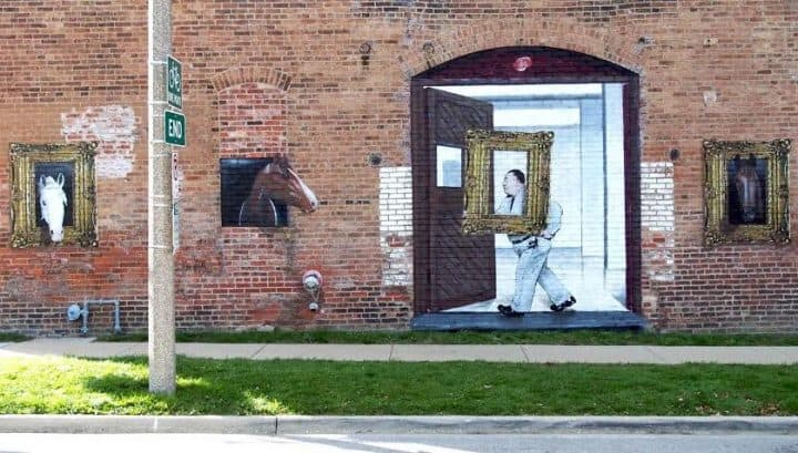 New Works from E. LEE in Chicago