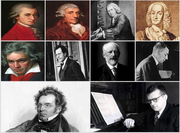 Composer Comparison
