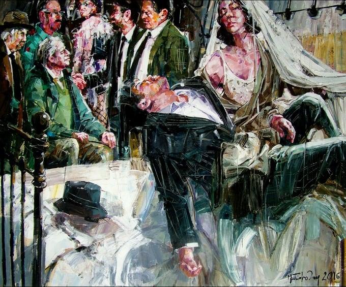 O Cego de Landim (da obra Camilo Castelo Branco) -Martinho Dias