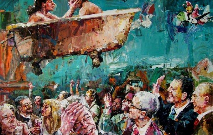 Martinho Dias expõe Paroxetina Artes & contextos Rescisão de Contrato ou A Passarola Martinho Dias FI