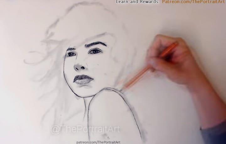 Che bello veder disegnare