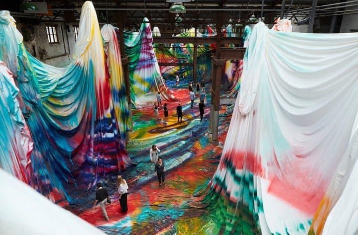 Kaleidoscopic Painting