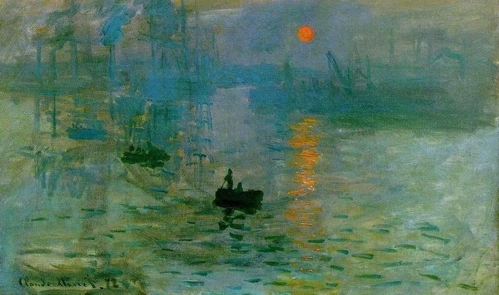 Pittura Impressionisti