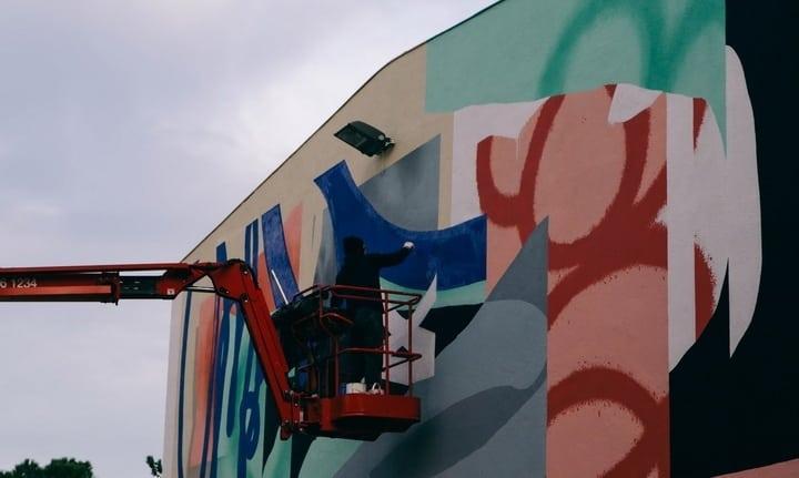 Blo New Mural