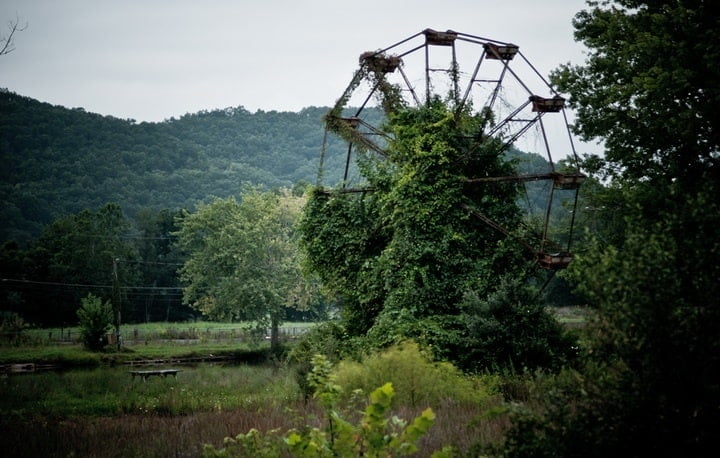Forgotten Structures