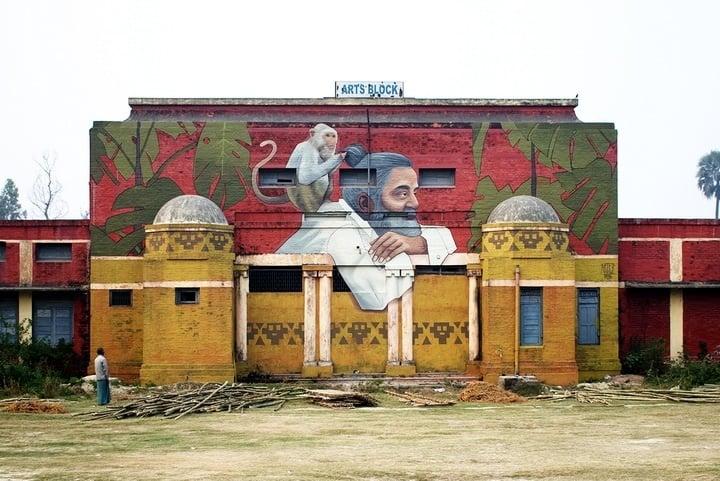 Monkey Palace by Artez in Muzaffarpur, India